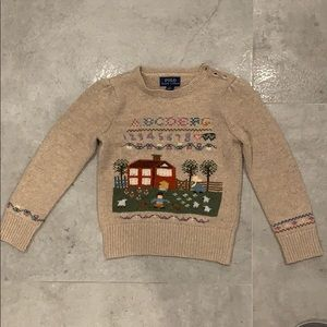 Polo Ralph Lauren Girl's Wool Sweater